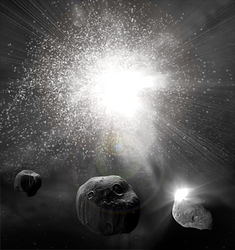 2012: No Comet