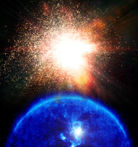 2012: No Killer Solar Flare