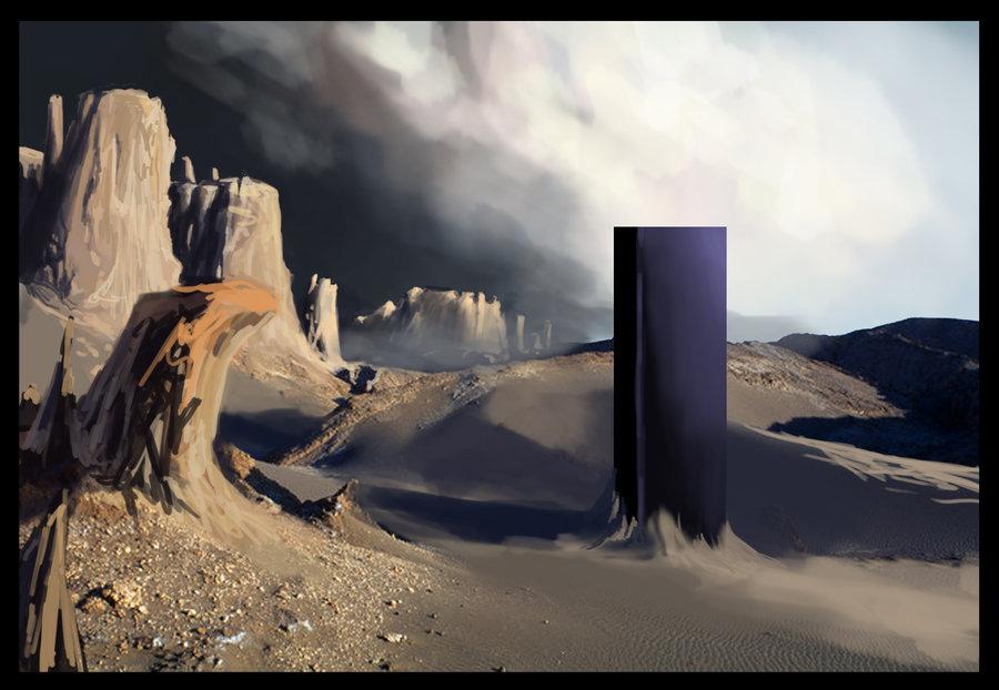 Monolith by highdarktemplar on DeviantArt.