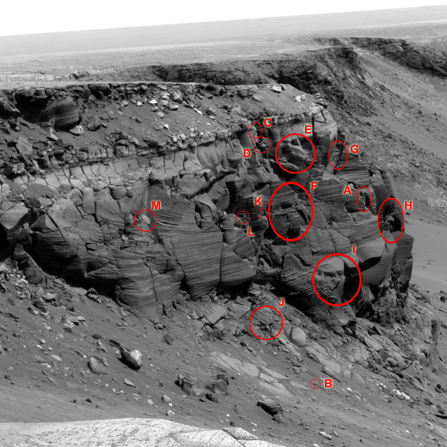 moon face on mars - photo #36