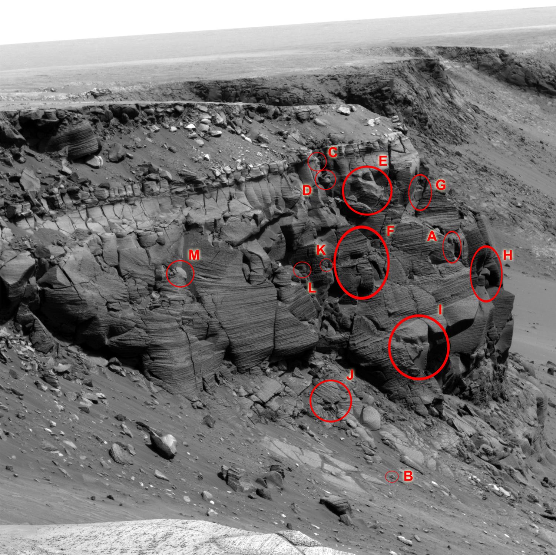 moon face on mars - photo #36