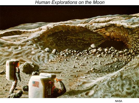 moon base lava tube - photo #3