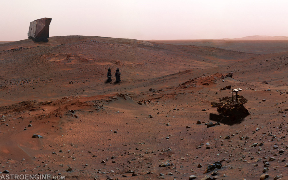 mars rovers expiditon - photo #8