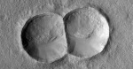 "Affectionately known as the ""Push-Up Craters"" (NASA/JPL/Univ. of Arizona)"