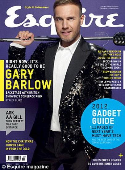 """Esquire UK, January 2012, """"Apocalypse Soon?"""" pp 142-149 (Interview)"""