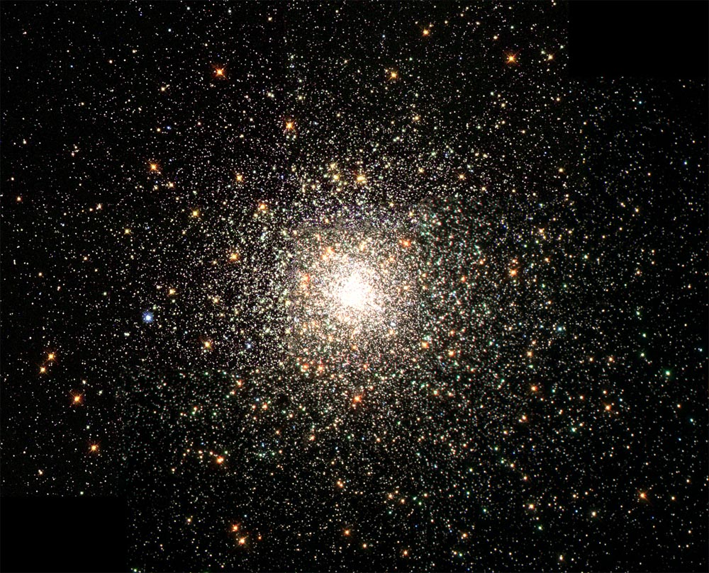 M80 -- an old globular cluster in the Milky Way -- is full of metal-poor stars. Do they still have exoplanetary potential? (NASA)