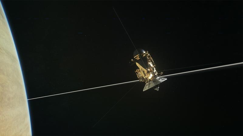 nasa cassini mission – astroengine.com