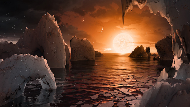 trappist-1-planet