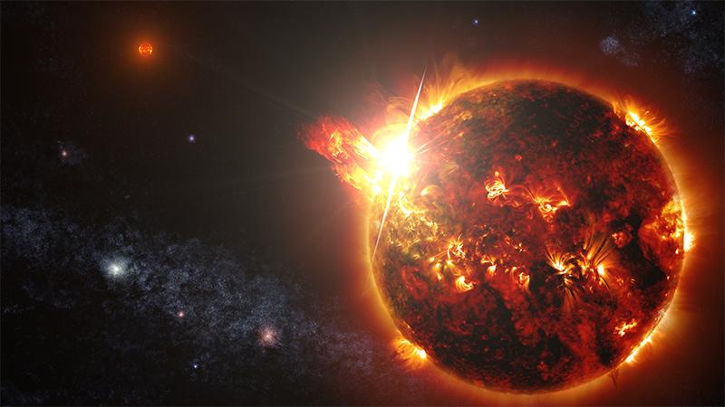 flarestar