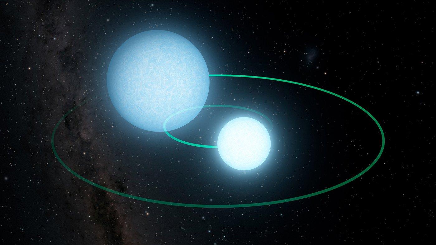 Gravitational Waves – astroengine com